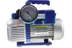 Pompa próżniowa 2 stopniowa 100 l/min z wakuometrem