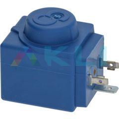 Cewka zaworu elektromagnetycznego 24V AC Castel HM2/9100/RA2 HF2 9300/RA6 8W