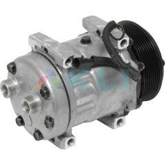 Kompresor Iveco EuroCargo JCB 714/40477 Case 8500795 Sanden SD7H15 4894306 504185596