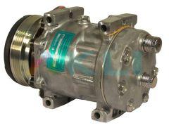 Kompresor Sanden SD7H15 Case New Holland 87519620