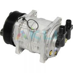 Kompresor QUE QP13 zamiennik Valeo TM13 Seltec 8pk 12v