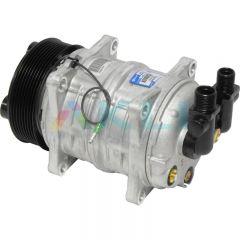 Kompresor QUE QP15 zamiennik TM15 Valeo Seltec 8pk 24v