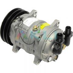Kompresor QUE QP16 zamiennik Valeo TM16 Seltec 2a 24v