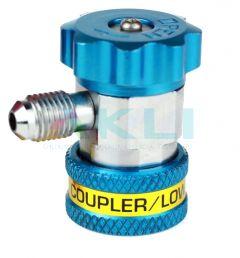 Szybkozłącze serwisowe Bosch Magneti Marelli Valeo 1/4  niebieskie