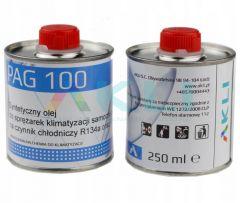 Olej do klimatyzacji PAG 100 odczynnik R-134a 250ml