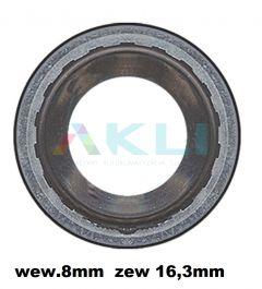 Podkładka klimatyzacji gumowo metalowa 8-16,3mm