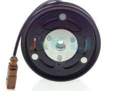 Sprzęgło kompresora klimatyzacji Denso 6SAS14C Audi A4, A5, Q5