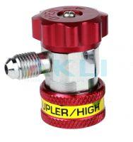 Szybkozłącze serwisowe Bosch Magneti Marelli Valeo 1/4 czerwone