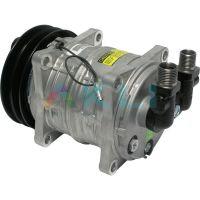 Kompresor QUE QP13 zamiennik Valeo TM13 Seltec 24v