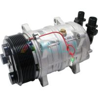 Kompresor QUE QP16 zamiennik Valeo TM16 Seltec 8pk 24v