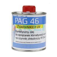 Olej do klimatyzacji PAG-46 Z BARWNIKIEM UV R-134a 250ml