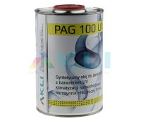 Olej do klimatyzacji Pag 100 z barwnikiem UV 1L