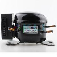 Sprężarka chłodnicza BDH50 zamiennik za Secop Danfoss BD50F 12V 24V R134a